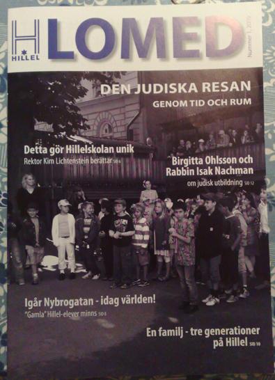 """Tidskriften """"Lomed"""", nr 1 2009"""