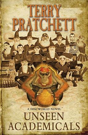 Terry Pratchett Unseen academicals
