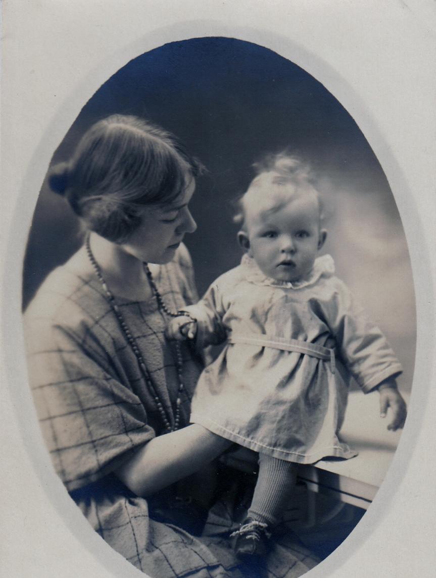 """""""Margit och Thorbjörn Enström."""""""