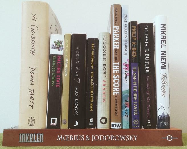 semesterböcker 2014