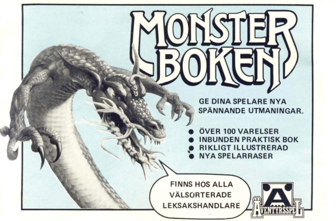 monsterbokenreklam
